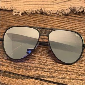 7254d5aa16 Quay x Kylie Iconic Aviator sunglasses